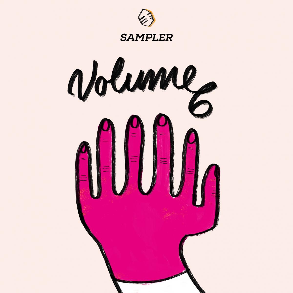 Sampler-Vol6-Cover