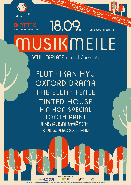 Musikmeile Chemnitz